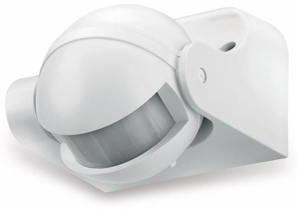 Bewegungsmelder SONERO X-IMS040, 180°, IP44, schwenkbar, weiß - Produktbild 3