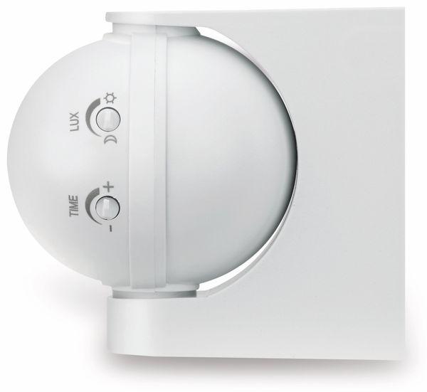 Bewegungsmelder SONERO X-IMS040, 180°, IP44, schwenkbar, weiß - Produktbild 4