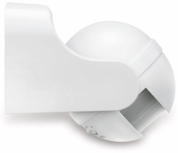 Bewegungsmelder SONERO X-IMS040, 180°, IP44, schwenkbar, weiß - Produktbild 5