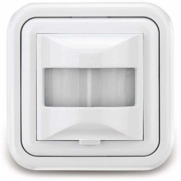 Bewegungsmelder SONERO X-IMS050, 160°, UP, IP20, weiß - Produktbild 1