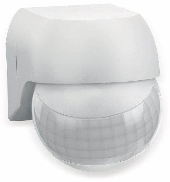 Bewegungsmelder SONERO X-IMS080, 180°, IP44, schwenkbar, weiß - Produktbild 2