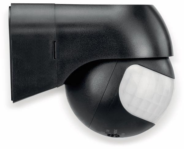 Bewegungsmelder SONERO X-IMS081, 180°, IP44, schwenkbar, schwarz - Produktbild 4