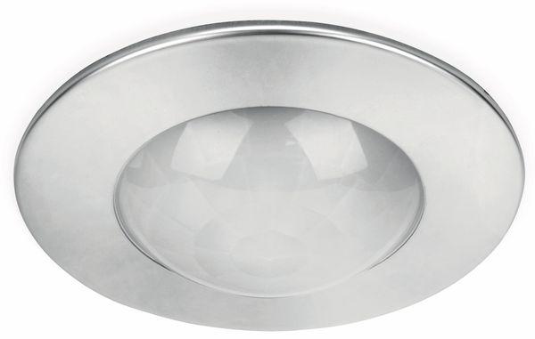 Deckeneinbau-Bewegungsmelder SONERO X-IMS110, 360°, weiß-chrom - Produktbild 3