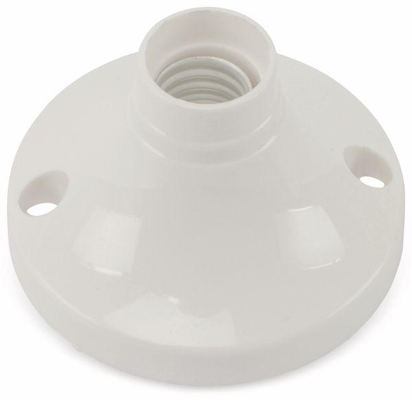 E14 Lampenfassung für Wand-/Deckenmontage - Produktbild 1