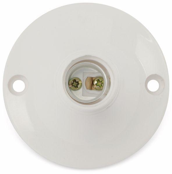 E14 Lampenfassung für Wand-/Deckenmontage - Produktbild 2