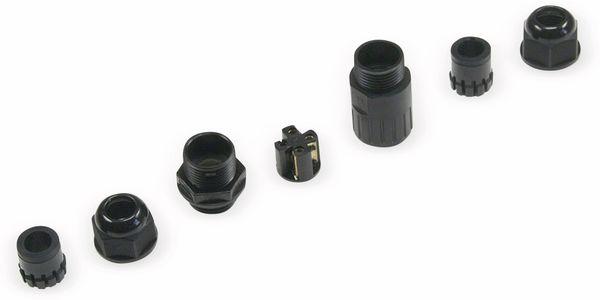 Kabelverbinder, 3polig, IP68, 230V~ - Produktbild 2