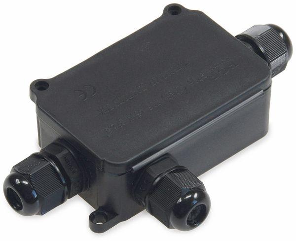 Kabel Verteilerdose, 3polig, IP66, 230V~ - Produktbild 1