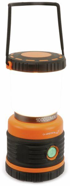 Camping Laterne Dunlop 1000 lm batteriebetrieb - Produktbild 2