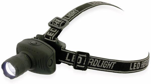 LED-Stirnlampe, Filmer, 36.181, 1W, zoombar - Produktbild 2