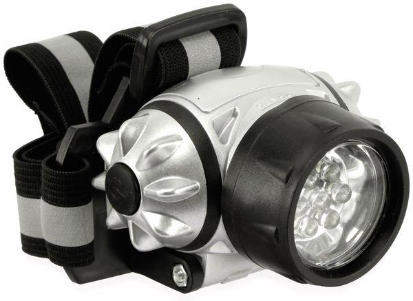 LED-Headlight, JMV, 38135, 7 LED