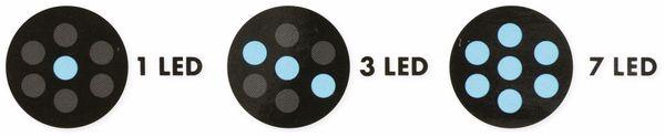 LED-Headlight, JMV, 38135, 7 LED - Produktbild 3
