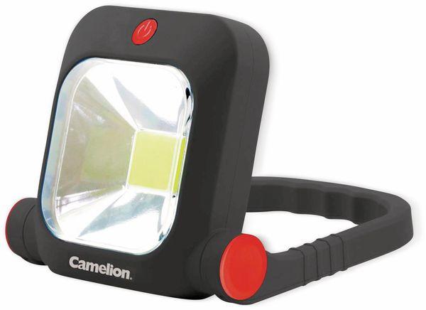 LED-Strahler CAMELION S20, 8 W, 500 lm, akkubetrieben