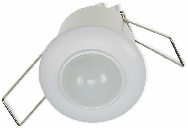 Bewegungsmelder Micro, 360°, IP20, weiß - Produktbild 2