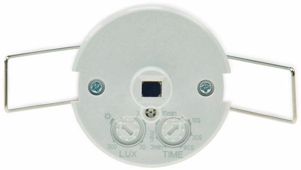Bewegungsmelder Micro, 360°, IP20, weiß - Produktbild 3