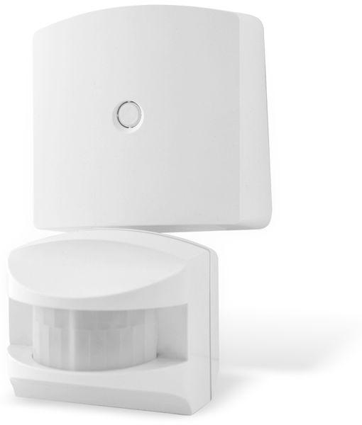 Bewegungsmelder IR25A-Klassik, weiß (925), Leistung: 3680W