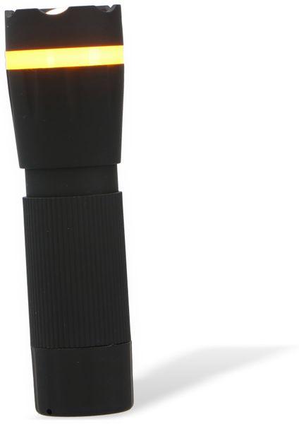 LED-Taschenlampe, 1 W, Zoom-Funktion, verschiedene Farben - Produktbild 2