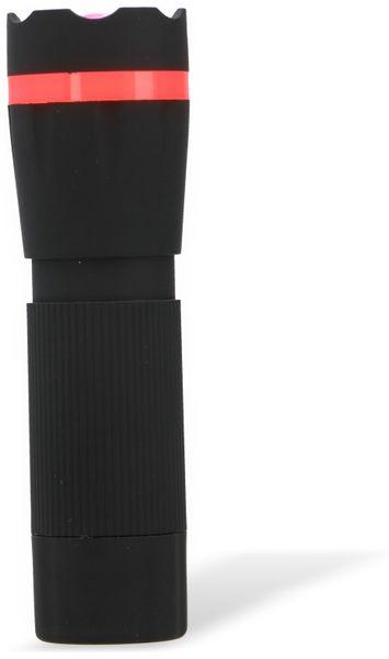LED-Taschenlampe, 1 W, Zoom-Funktion, verschiedene Farben - Produktbild 3