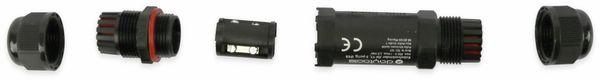Kabelverbinder DAYTOOLS JW-17, 3-polig, IP68, 450V~ - Produktbild 2