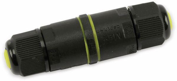 Kabelverbinder DAYTOOLS JW17-S, 3polig, IP68, 450V~