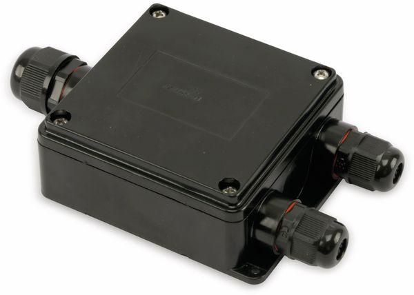 Kabel Verteilerdose DAYTOOLS JXH20A-W2, IP68, 450 V~