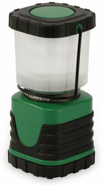 LED-Campingleuchte, DYNAMAX, 300lm, grün, B-Ware - Produktbild 2