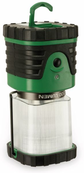 LED-Campingleuchte, DYNAMAX, 300lm, grün, B-Ware - Produktbild 3