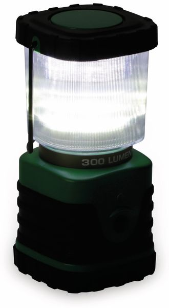 LED-Campingleuchte, DYNAMAX, 300lm, grün, B-Ware - Produktbild 5