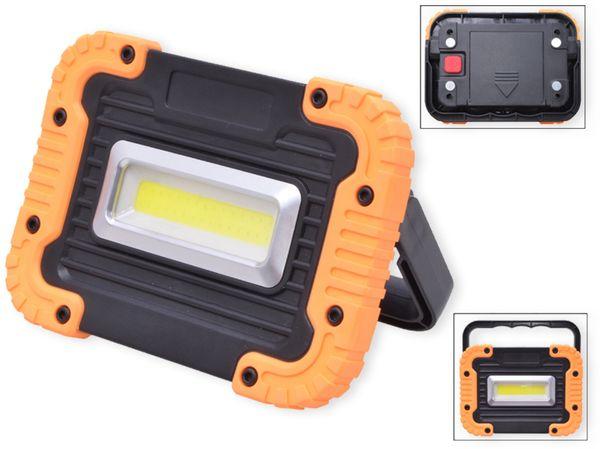 LED-Arbeitsscheinwerfer FILMER 36134, 500 Lumen, 10W batteriebetrieb