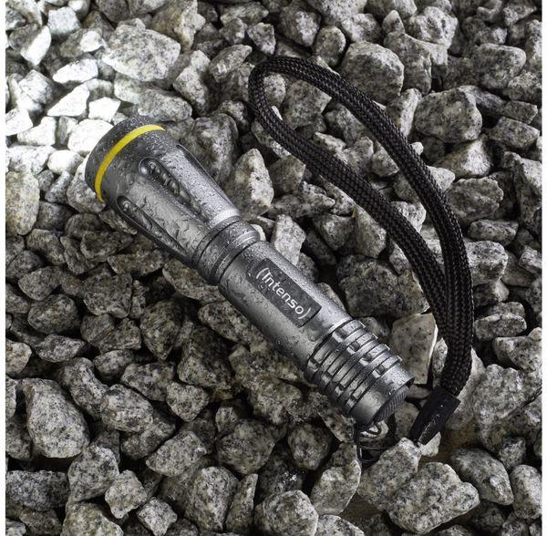 LED-Taschenlampe INTENSO Ultra Light 50, Aluminium - Produktbild 6