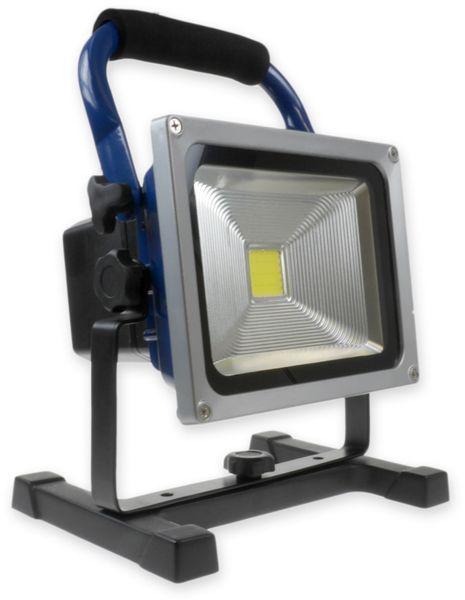 LED-Arbeitsscheinwerfer XCELL, 20 W, 1600 lm, dimmbar, Li-Ion Akku
