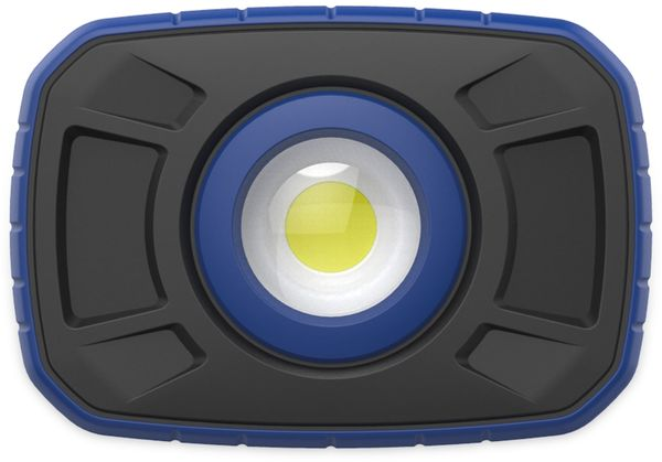 LED Arbeitsleuchte XCELL Work Bullseye, 10 W, Li-Ion Akku, aufladbar
