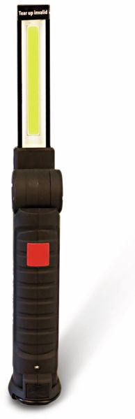 LED Arbeitsleuchte XCELL Flip, 6 W, 400 lm, Li-Ion Akku, klappbar - Produktbild 3