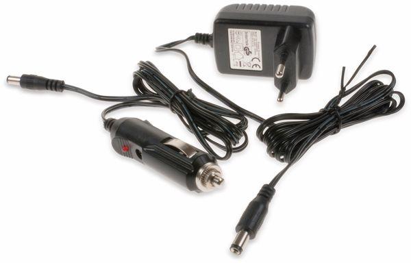 LED Arbeitsleuchte XCELL Spin, 4 W, 280 lm, 360° dreh- und 180° neigbar - Produktbild 2
