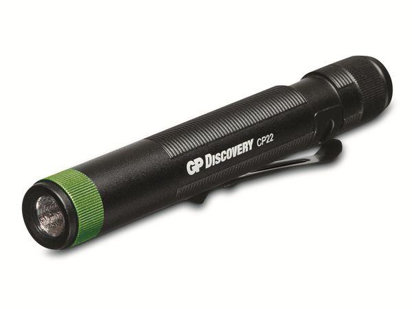Taschenlampe GP CP22, Penlight, UV-Licht