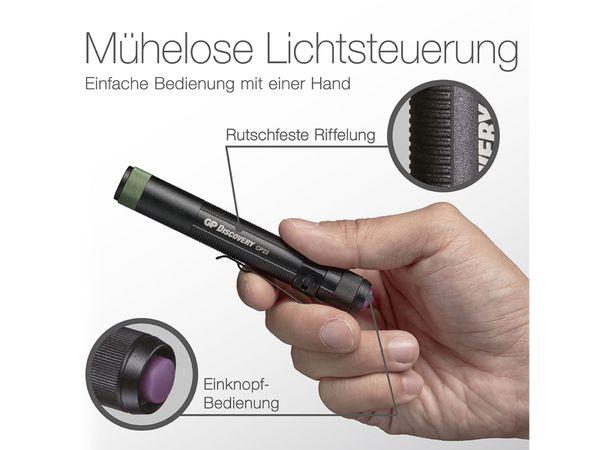 Taschenlampe GP CP22, Penlight, UV-Licht - Produktbild 5