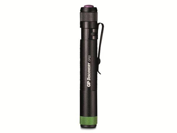 Taschenlampe GP CP22, Penlight, UV-Licht - Produktbild 12