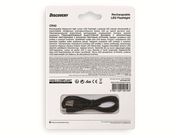 LED-Taschenlampe GP Discovery CR42, 1000 lm, 170 m - Produktbild 2