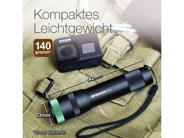 LED-Taschenlampe GP Discovery CR42, 1000 lm, 170 m - Produktbild 3