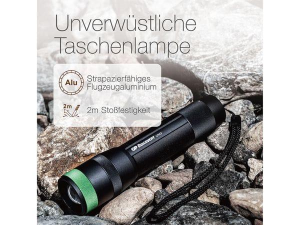 LED-Taschenlampe GP Discovery CR42, 1000 lm, 170 m - Produktbild 7