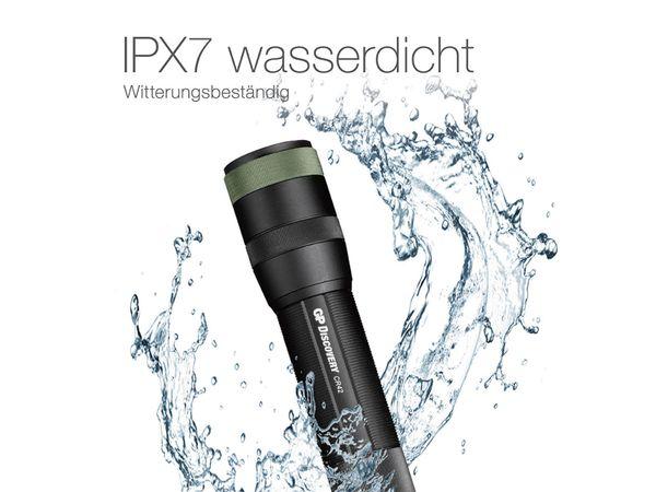 LED-Taschenlampe GP Discovery CR42, 1000 lm, 170 m - Produktbild 8