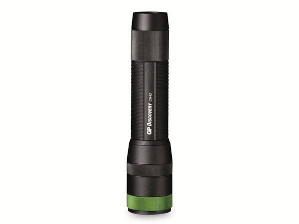 LED-Taschenlampe GP Discovery CR42, 1000 lm, 170 m - Produktbild 11