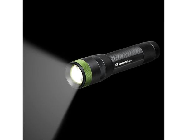 LED-Taschenlampe GP Discovery CR42, 1000 lm, 170 m - Produktbild 17