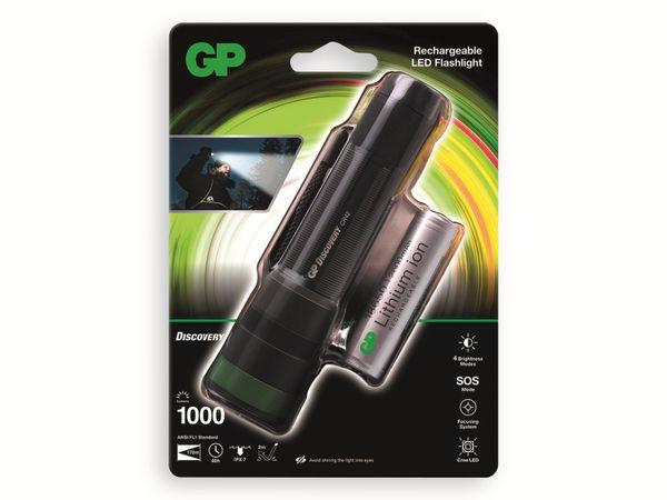 LED-Taschenlampe GP Discovery CR42, 1000 lm, 170 m - Produktbild 18