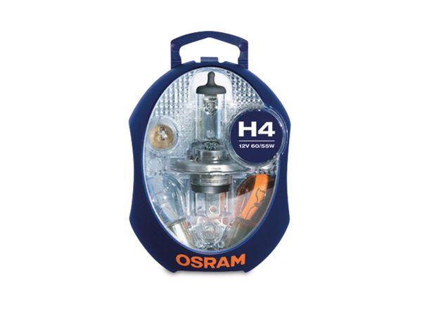 KFZ-Glühlampenset OSRAM CLKM H4