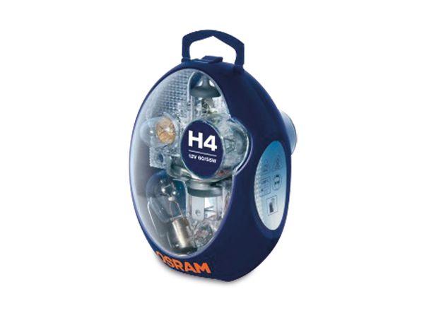 KFZ-Glühlampenset OSRAM CLKM H7
