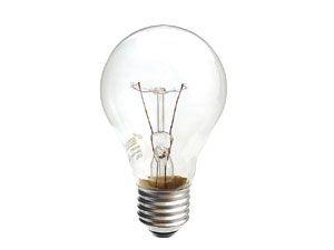 Glühlampe, E27, 230 V/100W
