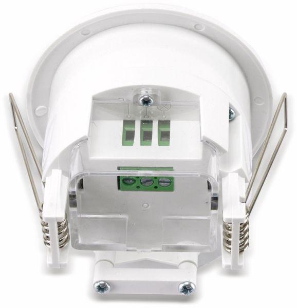 Infrarot-Bewegungsmelder für Deckeneinbau BM360UP - Produktbild 4