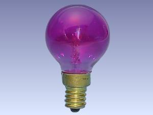 Deko-Blinklampe E14