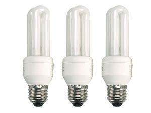 Energiesparlampen-Set