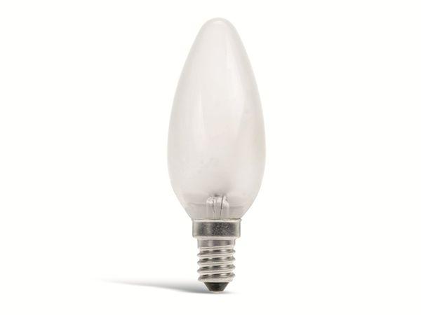 Glühlampe, Kerze, E14, 25 W, matt